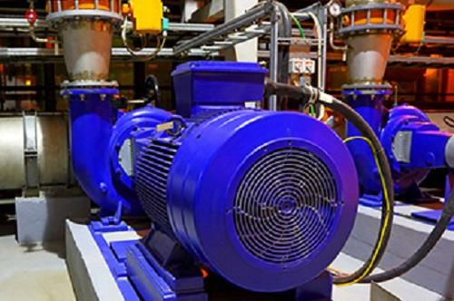 máy bơm nước lưu lượng lớn