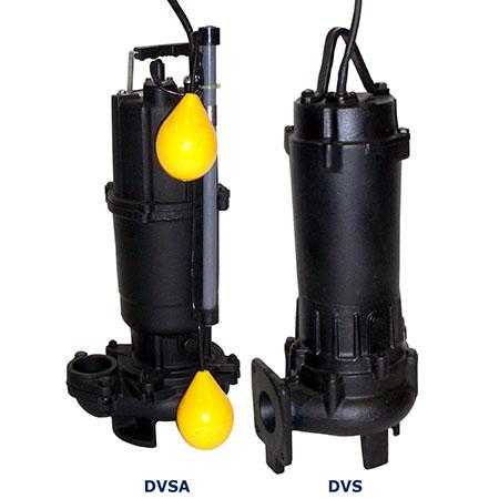 Máy bơm chìm nước thải công nghiệp Ebara 65 DVS 52.2