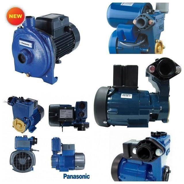Điện Nước Viki - Đại lý máy bơm nước Panasonic hàng đầu tại TPHCM