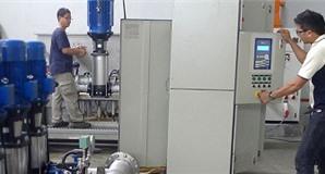 Trung tâm sửa chữa máy bơm ebara tại Hà Nội