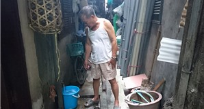 Hà Nội: Hàng chục hộ dân kêu trời vì máy bơm nước đồng loạt cháy