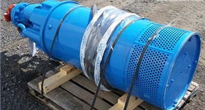 Các dòng bơm chìm nước thải công suất lớn phổ biến hiện nay