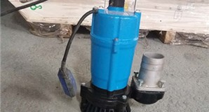 Đại lý bán máy bơm chìm hút bùn công suất nhỏ cho ao hồ