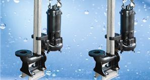 Giá máy bơm chìm nước thải công nghiệp Ebara 50 DVS 5.75