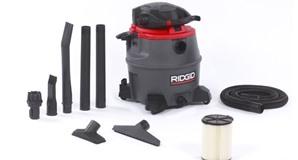 Giới thiệu máy hút bụi công nghiệp Ridgid