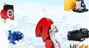 Những câu hỏi thường gặp liên quan đến máy bơm nước