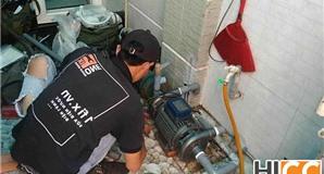 Hướng dẫn cách lắp máy bơm nước giếng khoan 2 đầu